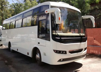 Bus/Coach rental amritsar