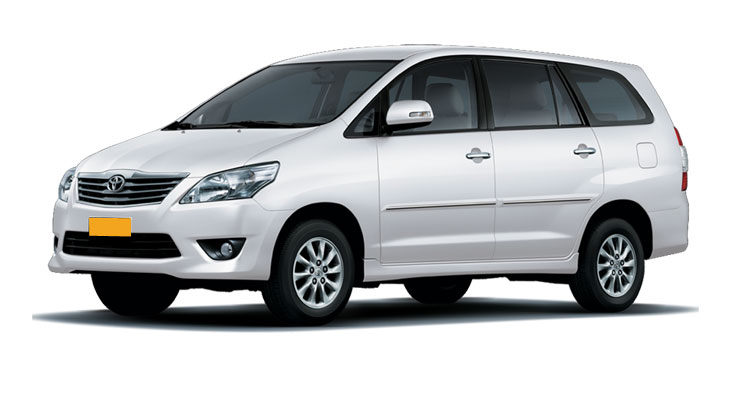 Innova Car Rental in Amritsar