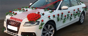 Wedding Car Rental amritsar